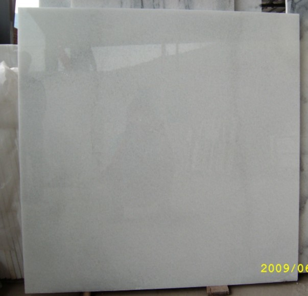 Chinese White Marble, Crystal White Marble