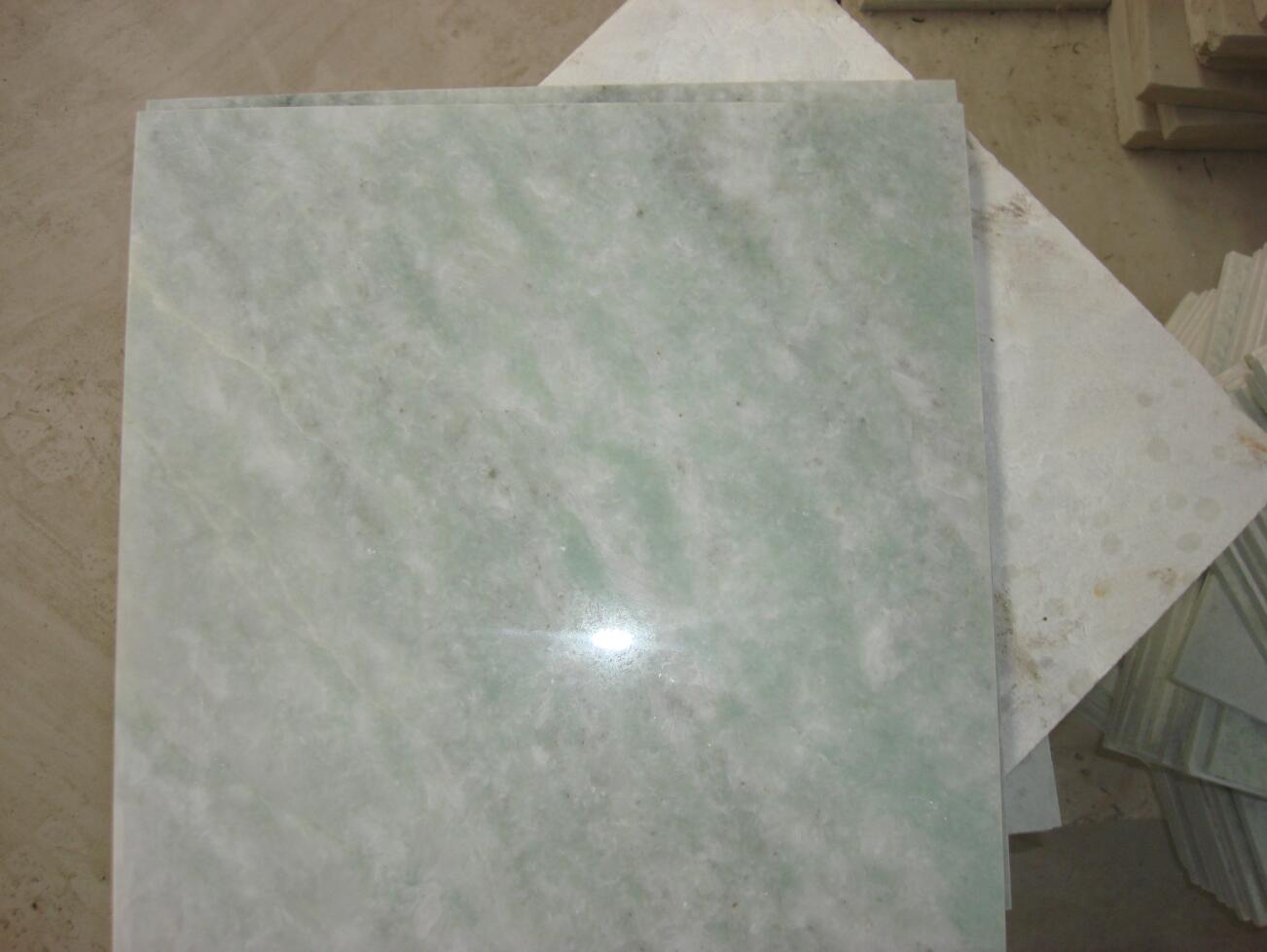 Ming Green, Green Marble